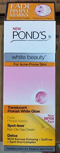 Ponds Face Cream Acne