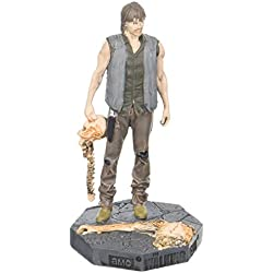 Eaglemoss The Walking Dead Collector's Models Daryl Bowling Ball Version Figurine