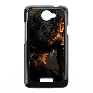 HTC One X Cell Phone Case Black Dying Light JNR2098357