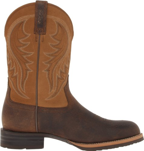 Ariat Heren Hybride Rancher Western Cowboyschoenen Earth / Dry Well Tan