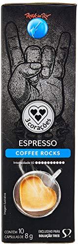 Cápsulas Espresso Coffee Três Compatível