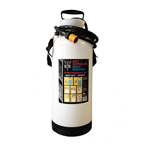 Elite Dust Suppression Water Bottle Container Tank 14 Litre Mad4Tools-Elite