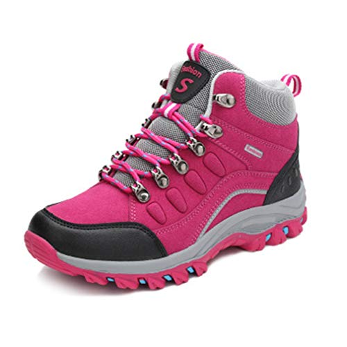 Women's Waterproof Hiking Boots Climbing Shoes