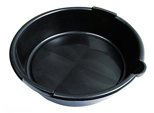 quart Oil Pan with Spout, 1 Pack (8 Qt Oil Pan)
