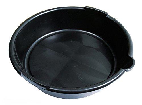 quart Oil Pan with Spout, 1 Pack (8 Qt Oil Pan)