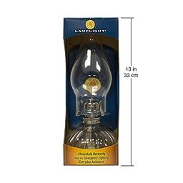 Lamplight Ellipse Oil Lamp