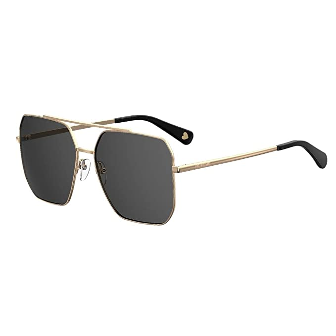 Love Moschino MOL010/S Gafas de sol, Negro (Black), 59.0 ...