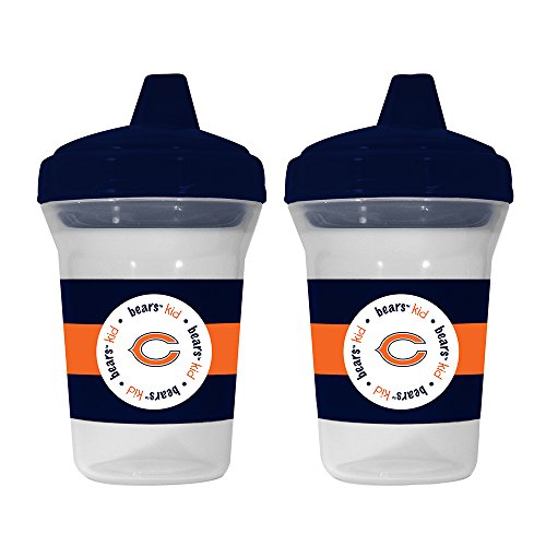 NFL Chicago Bears 2 Pack Sippy Cup