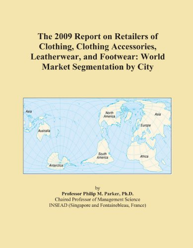 The 2009 Report on Retailers of Clothing, Clothing
