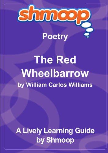 The Red Wheelbarrow: Shmoop Poetry Guide