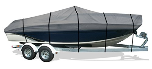 Vehicore Heavy Duty Boat Cover for Allison X-1850 Fish & Ski O/B 1997 1850 Fish