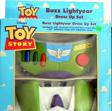 TOY Story - BUZZ LIGHTYEAR Dress Up Set]()