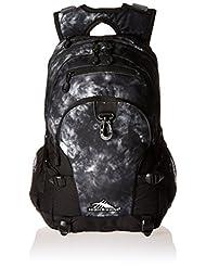 High Sierra 53646-5017 Loop Backpack, Atmosphere/Black, International Carry-On