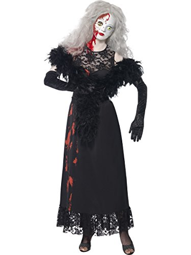 Smiffy's Living Dead Dolls Hollywood Costume, Black, Small ()