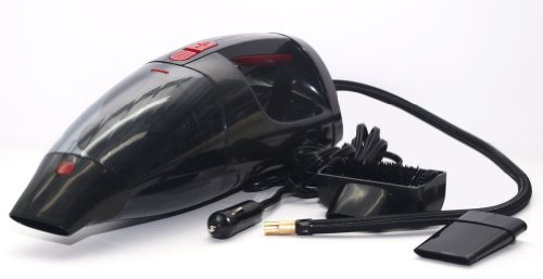 2-in-1 Wet/Dry Vacuum Cleaner & Air Compressor DC 12V