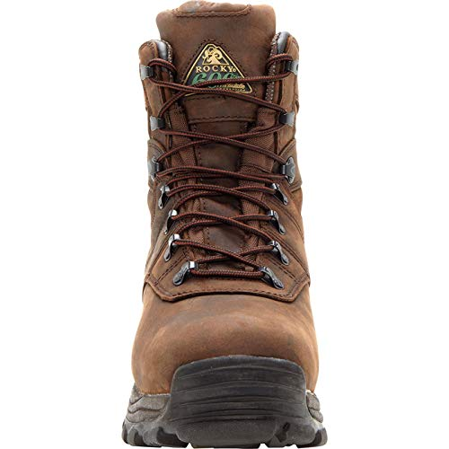 Pictures of Rocky Men's Sport Utility Eight Inch FQ0007480 Brown 6