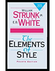 The Elements of Style:Fourth Original Edition(Annotated)