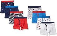 Amazon Essentials boys 8-Pack Boxer Brief Underwear