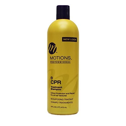 Motions CPR Treatment Shampoo, 16 Ounce by Motions