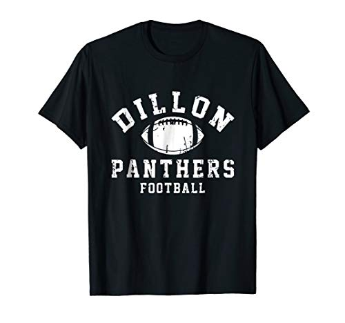 - Dillon Panthers Football T Shirt Gift for True Fans