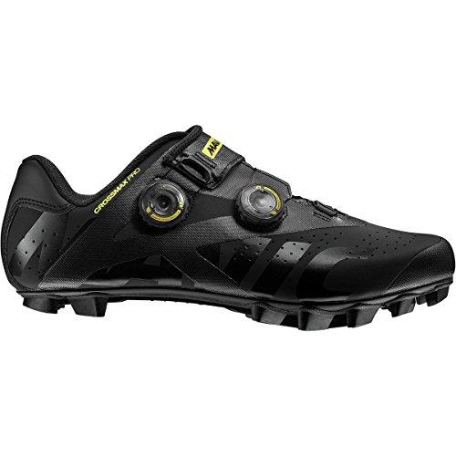 Mavic Crossmax Pro - Zapatillas Hombre - Negro Talla del Calzado UK 8 | EU 42 2018