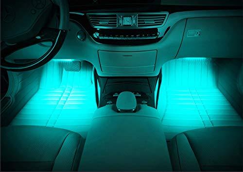 Striscia led per auto led per interni auto multicolore striscia