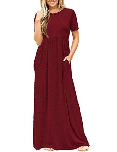 maxi dress and high heels - 7