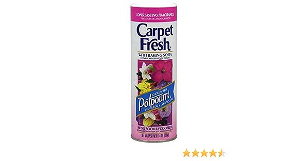 Gingerbread Carpet Freshener Powder