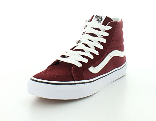 Reissue Vans SK8 Sneaker Red Unisex Hi Vintage nZ7IqZrH