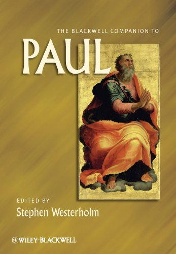 The Blackwell Companion to Paul