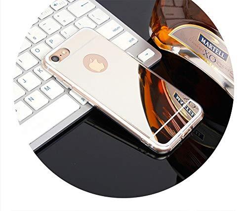 iPhone 5 5s SE 6 6s 7 8 Plus X XS MAX XR S R Shell Cover iPhone 7 Plus i7 i7P,Silver, iPhone 8 ()
