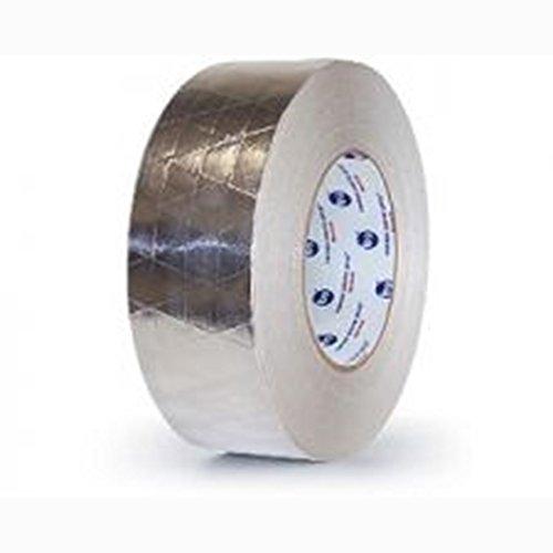 Intertape FSK3-HC Silver Scrim Kraft Acrylic HVAC Aluminum Foil Tape, (Kraft Acrylic)