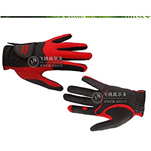 Free Shipping 2017 New HotFit 39 Golf Gloves Men's Golf Gloves Left Hand FIT39EX High Quality Wholesale DropShipping