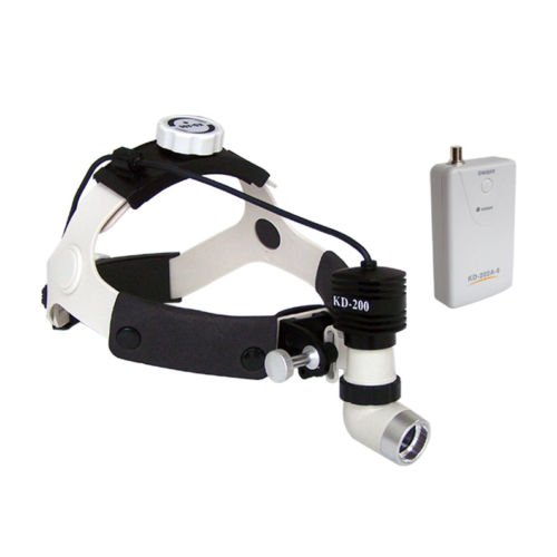 Super Dental 5W LED Surgical Medical Head Light Lamp Headlight Hyper Power KD-202A-6