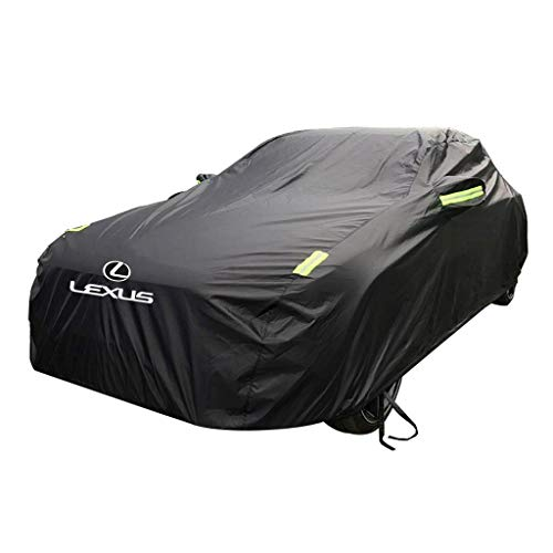 Special Car Cover - Thick Oxford Cloth - Lei Siyu is Model - Sun Rain Cover Anti-Corrosion and Dustproof (Color : Oxford Cloth - Single Layer) (Sun Single Cover Model)