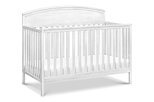 Davinci Liam 4 in 1 Convertible Crib, Cottage White