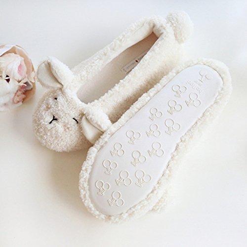 Fortuning Zapatillas cómodas forro niñas Inicio de para de polar wOnv0mN8