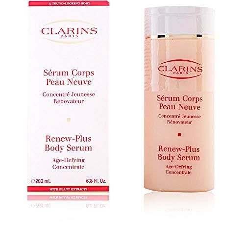 Clarins Renew Plus Body Serum for Unisex, 6.8 Ounce