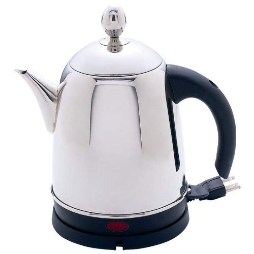 Amazon.com: Precise Heat Electric Water Kettle, 1.5 L: Home & Kitchen