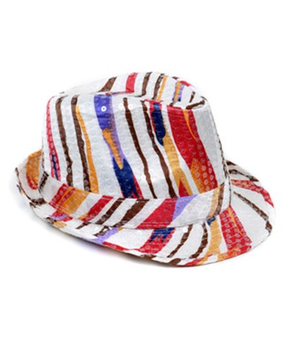 Tiger Party Fedora Hat