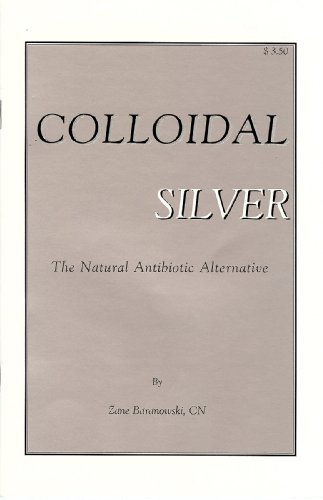 Colloidal Silver: The Natural Antibiotic Alternative