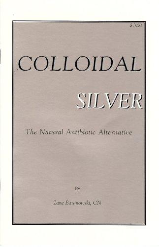 Colloidal Silver: The Natural Antibiotic Alternative
