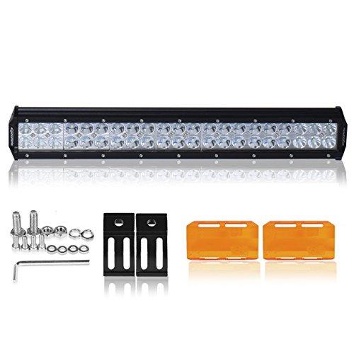 led amber driving lights - 7