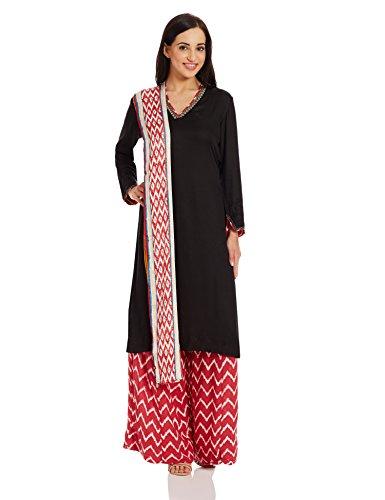 Womens Viscose Straight Salwar Dupatta product image