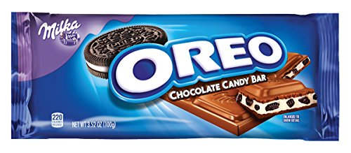 Oreo Chocolate Candy Bar - Easter Basket Stuffers, 3.52 Ounce (Pack of (Chocolate Lovers Milk)