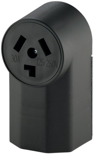 Eaton Wd125 Dryer Electrical Receptacle V 30 A 3 Pole 3 Wire