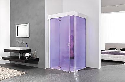 Hoesch senseease Vapor baño 120 x 100 cm vapor baño: Amazon.es ...