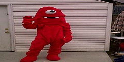 Muno Mascot Costume (Mascot Costume Rentals)