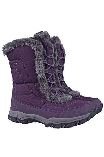 Neve e Impermeabili Invernali da Viola Ideali e Stivali Ohio per Doposci Warehouse Mountain Donna Caldi qgRwPPH