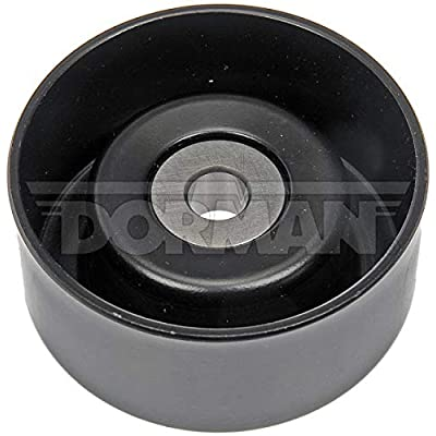 Dorman - TECHoice 419-651 Idler Pulley (Pulley Only): Automotive